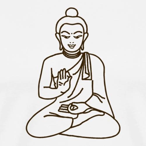 Avatar Buddha - Männer Premium T-Shirt