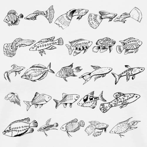 Fische Kunst