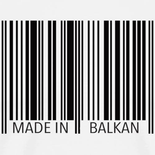 Made In Balkan - Männer Premium T-Shirt