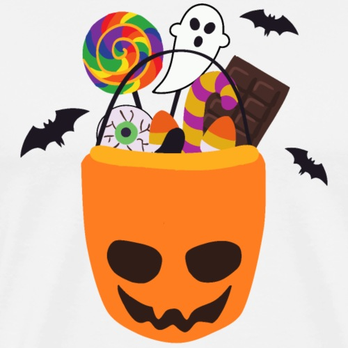 Trick or Treat | Halloween | LGBT - Männer Premium T-Shirt