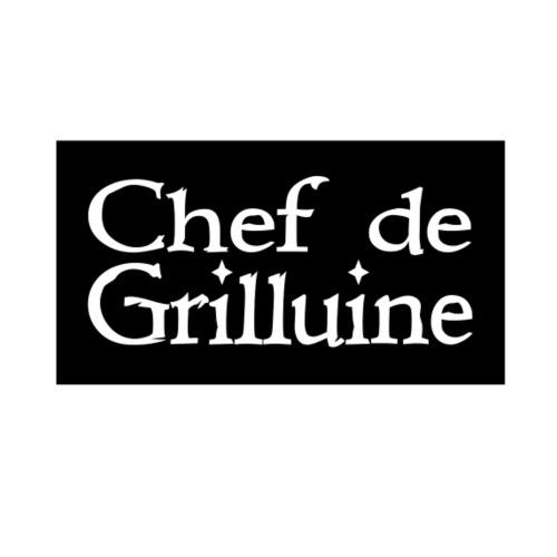 Chef de Grilluine - der Chef am Grill - Männer Premium T-Shirt