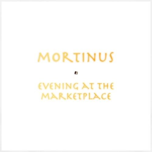 Mortinus - Evening at the Marketplace - Men's Premium T-Shirt