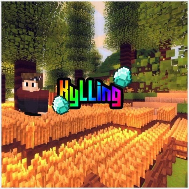 xxkyllingxx Logo på twitch