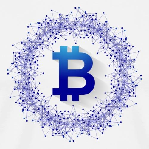 Bitcoin 21 - Männer Premium T-Shirt
