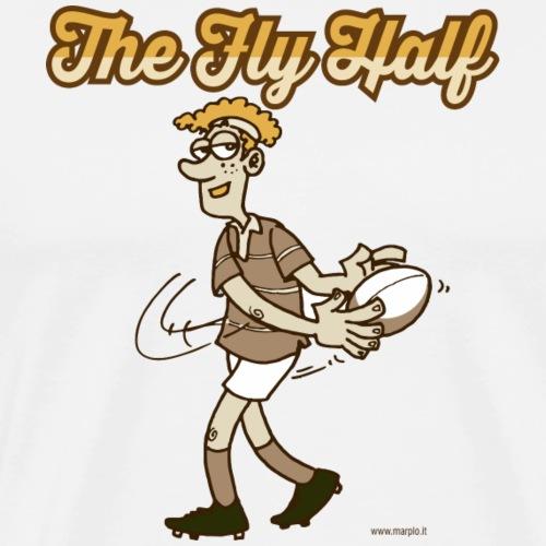 FlyHalf_Marplo_mug - Maglietta Premium da uomo