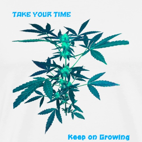 keep on growing 4 - Maglietta Premium da uomo