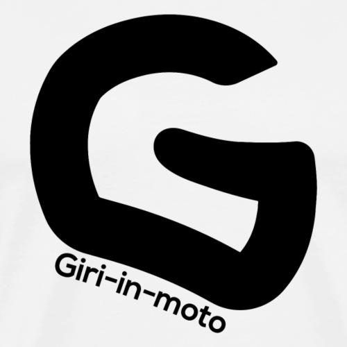 ICON giri-in-moto - Maglietta Premium da uomo