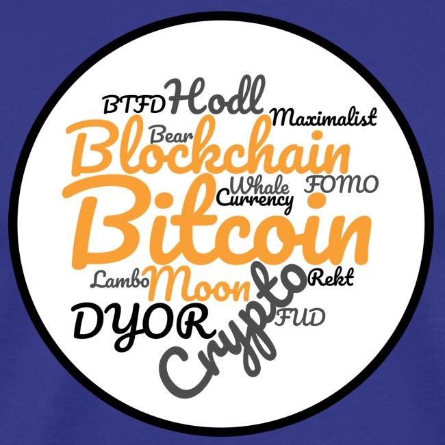 Bitcoin Tag Cloud