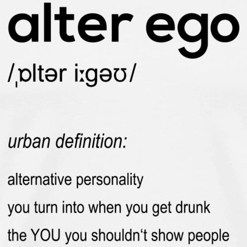alter ego - Men's Premium T-Shirt