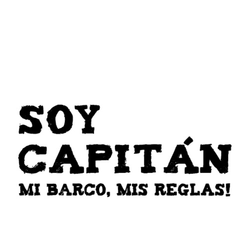 Soy capitán - ich bin der Kapitän!