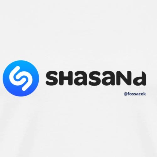 Shasand - Maglietta Premium da uomo