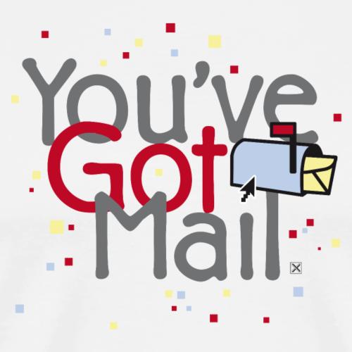 You've Got Mail - Camiseta premium hombre