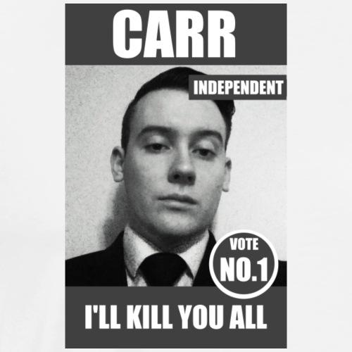 Vote_Ronan_Carr_2016-jpg - Men's Premium T-Shirt