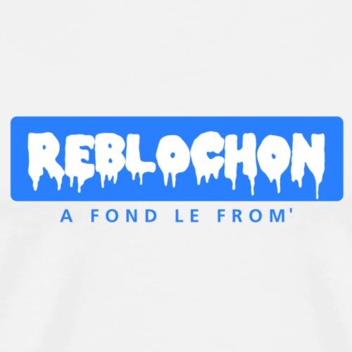 Reblochon - T-shirt Premium Homme
