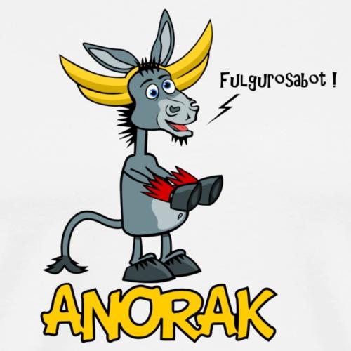 Anorak2 - T-shirt Premium Homme