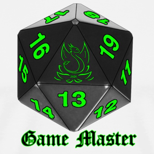 Game master green - T-shirt Premium Homme