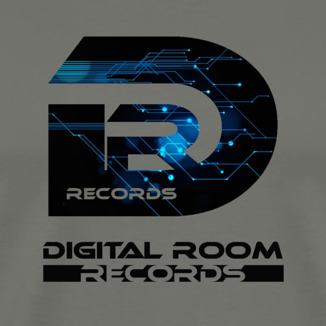 Digital Room Records Official Logo effect