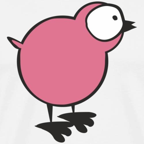 Pulcino_Pink - Maglietta Premium da uomo