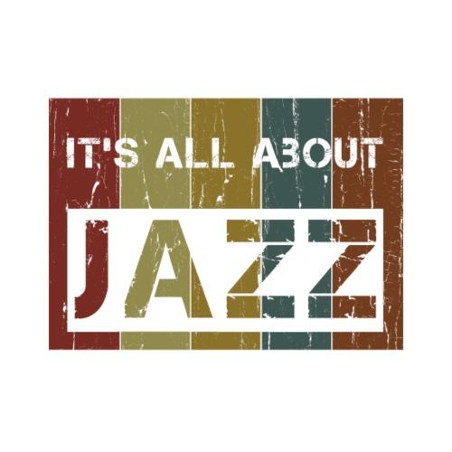 It' all about jazz - Männer Premium T-Shirt