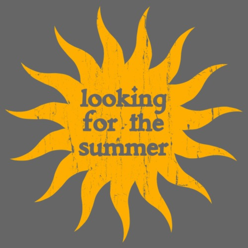Looking for the summer - endlich Sommer! - Männer Premium T-Shirt