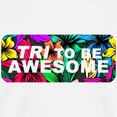 Tri to be Awesome Dschungel Block