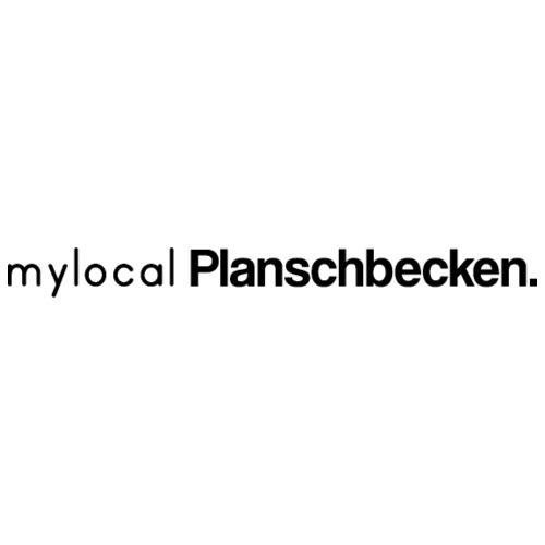 mylocal Planschbecken - Männer Premium T-Shirt
