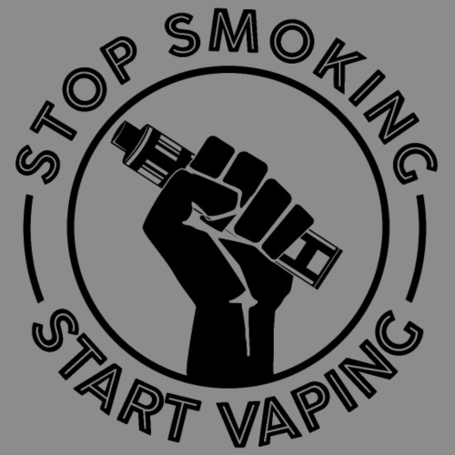 Stop Smoking, Start Vaping! - Männer Premium T-Shirt