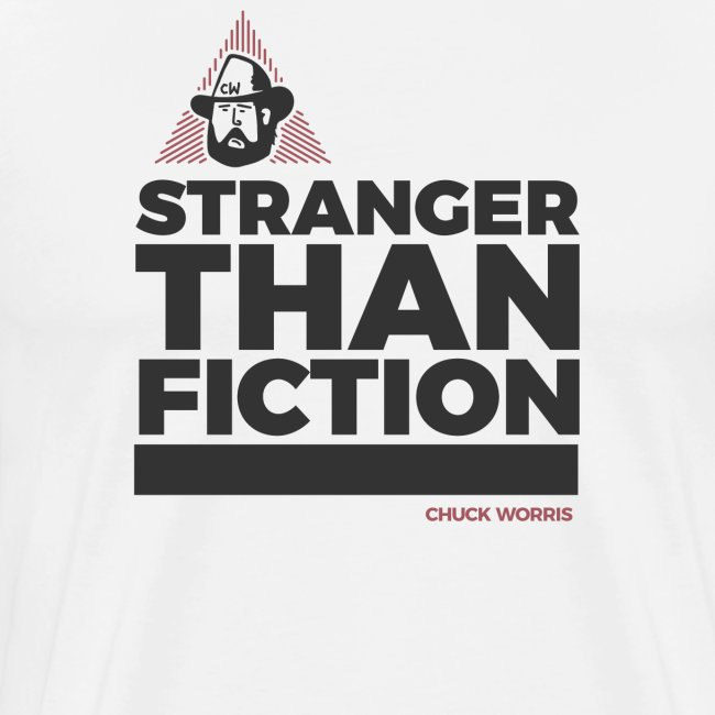 STRANGER THAN FICTION - CHUCK WORRIS -