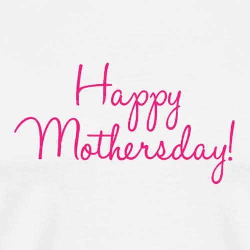 mothersday mommy love - Mannen Premium T-shirt