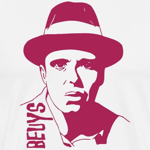 Joseph Beuys - Männer Premium T-Shirt