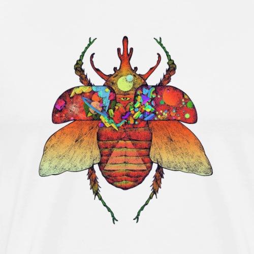 Beetle cosmique - T-shirt Premium Homme