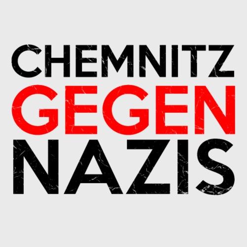 Chemnitz gegen Nazis - Flagge zeigen gegen Rechts - Men's Premium T-Shirt