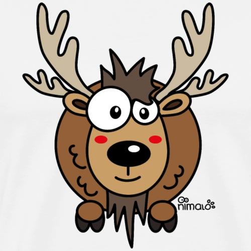 Caribou (by nimalo.com) - T-shirt Premium Homme