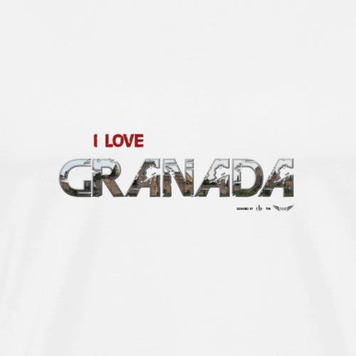 Granda DH LOVE - Männer Premium T-Shirt