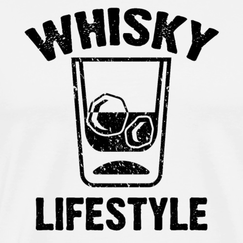 Whiskey Lifestyle - Men's Premium T-Shirt