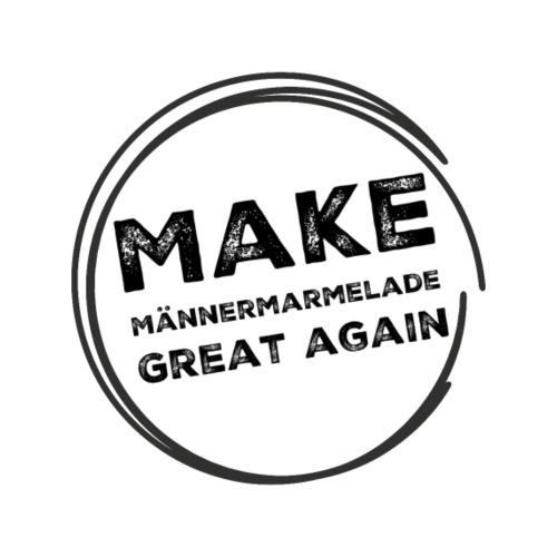 Make Männermarmelade great again - Mett - Männer Premium T-Shirt