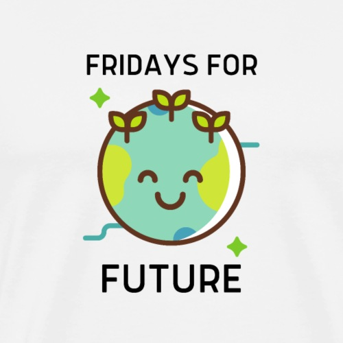 Fridays for Future LIGHT - Men's Premium T-Shirt