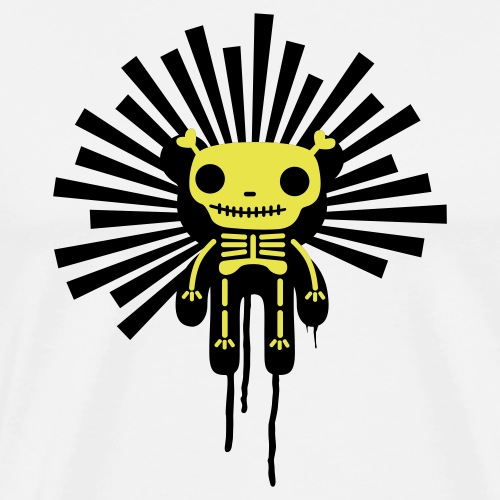 teddy_01* racerback - Männer Premium T-Shirt