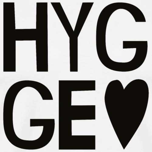 Hygge Love - Men's Premium T-Shirt