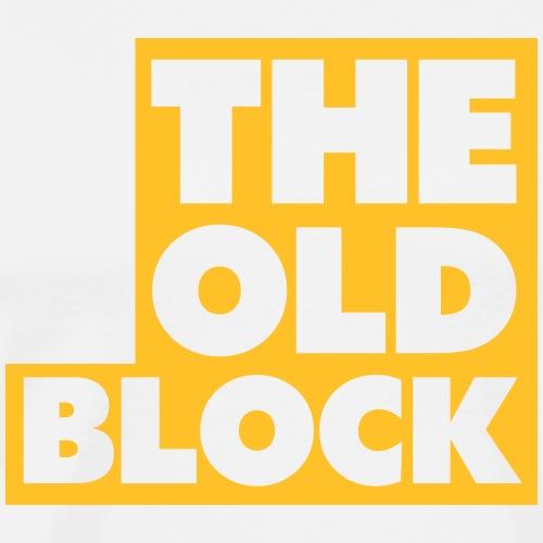The Old Block - Men's Premium T-Shirt