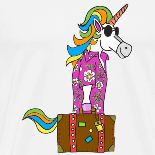 Unicorn trip - T-shirt Premium Homme