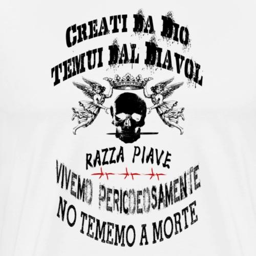 Razza Piave - Maglietta Premium da uomo
