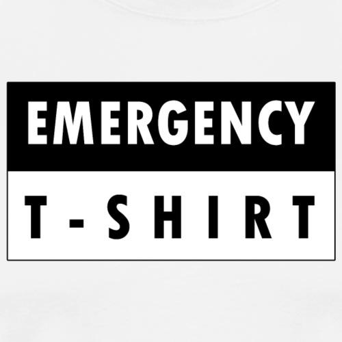 Emergency t-shirt - Men's Premium T-Shirt