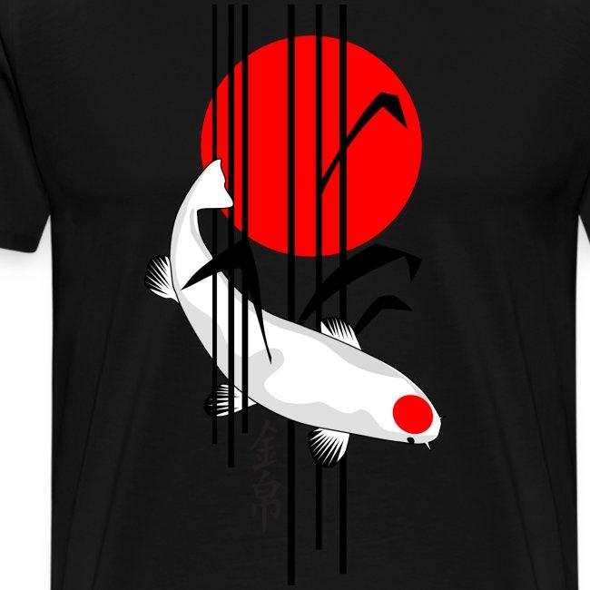 Bamboo Design - Nishikigoi - Koi Fish 5