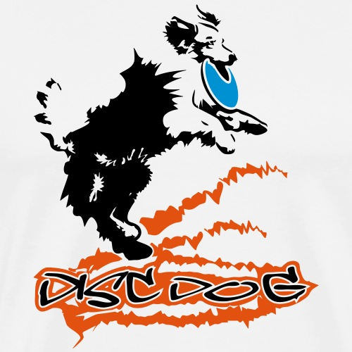 The Disc Dog // T-Shirts - Männer Premium T-Shirt