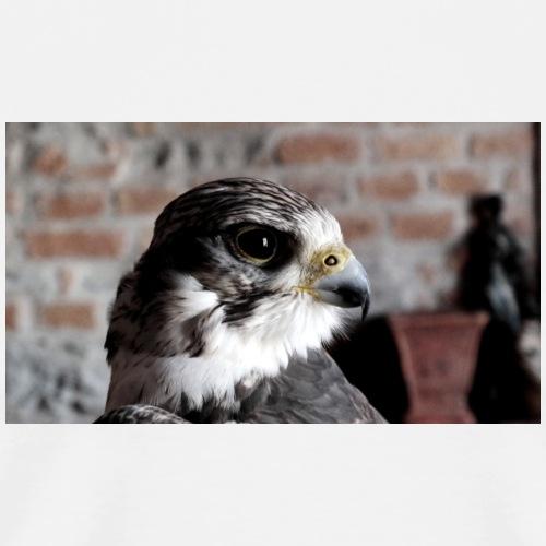 falco sacro - Maglietta Premium da uomo
