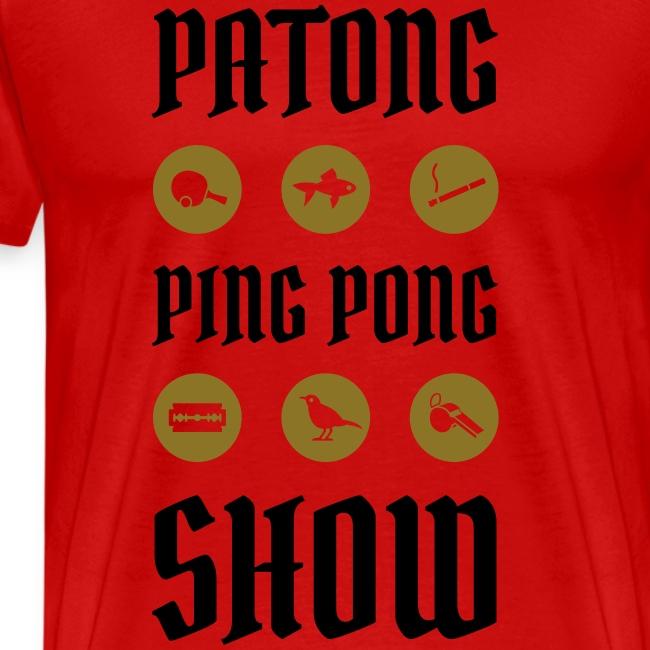patong ping pong show