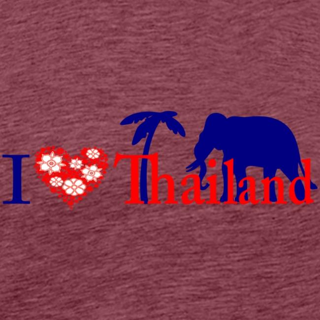 I love Thailand