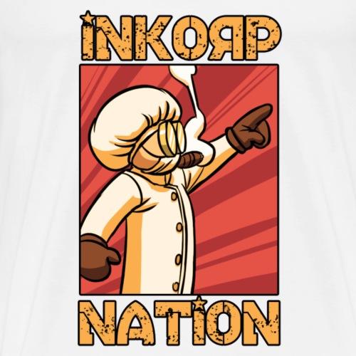 INKORP© Nation - Men's Premium T-Shirt