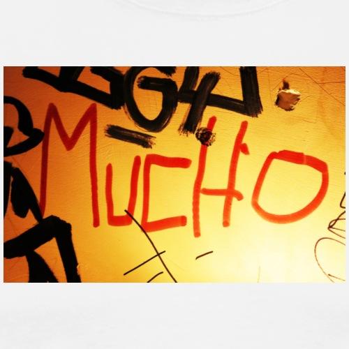 Mucho - Männer Premium T-Shirt
